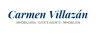 Carmen Villazan SL , Antigua logo