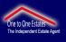 One-to-One Estates, London