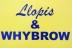 Llopis & Whybrow , Menorca logo