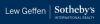 Lew Geffen Sotheby's International Realty, Cape Town logo