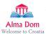 Alma dom, Istra logo