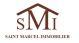 Saint Marcel Immobilier, Saint Marcel Sur Aude logo