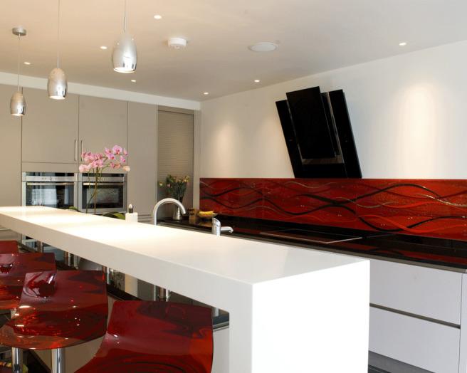 Kitchen Splashback Design Ideas, Photos & Inspiration | Rightmove ... - Various Kitchen Splashback Designs