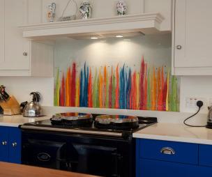 Bespoke Splashback Design Ideas, Photos & Inspiration | Rightmove ... - Various Kitchen Splashback Designs
