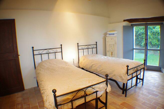 Il Fornaio bedroom