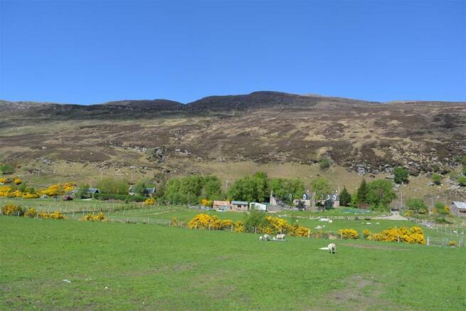 Looking North of Croft