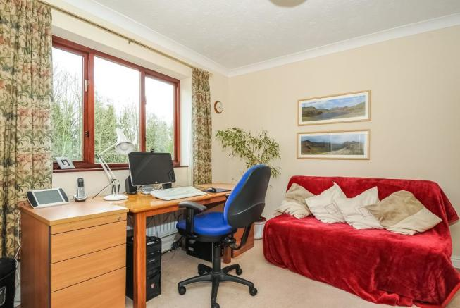 Bedroom 3/Dining Room/Home office/Study