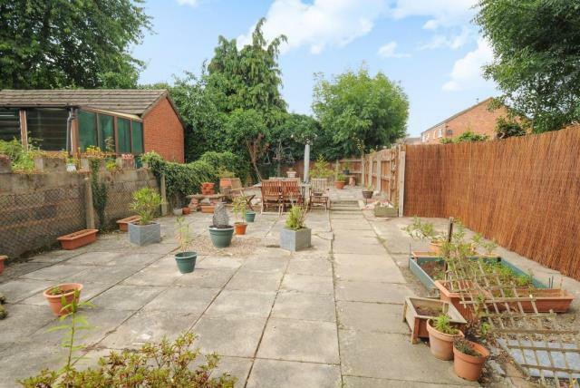 Easy to maintain garden