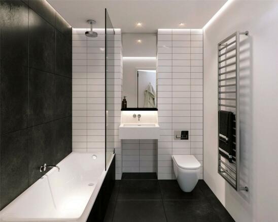 Bathroom Warm Scheme