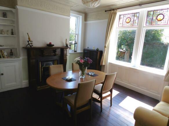 SECOND RECEPTION / DINING ROOM
