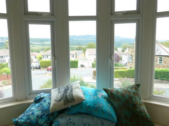 BEDROOM ONE WINDOW