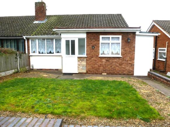 Somerset Avenue, Rugeley WS15 1LE