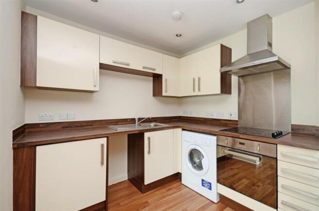 Open Plan Kitchen/Living Area/Bedroom