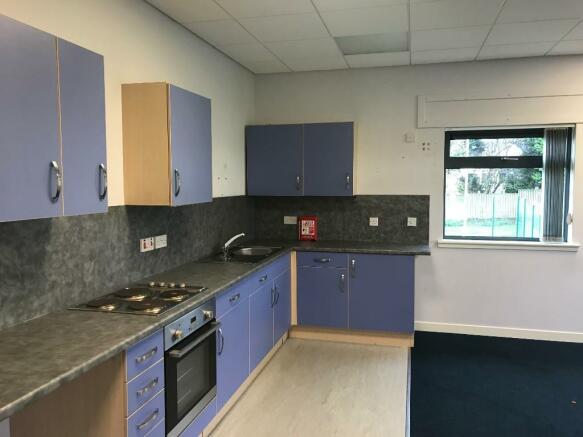 First floor kitchen