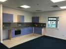 Kitchen/canteen area