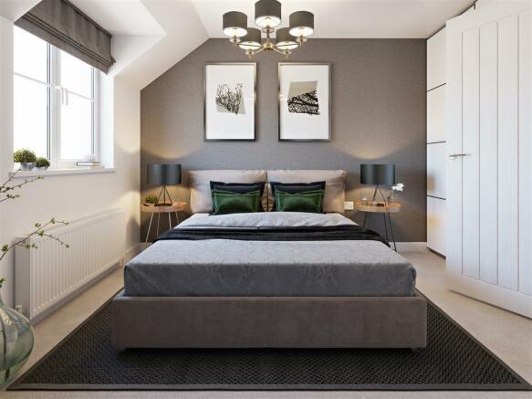 07 Second Floor Bedroom 2