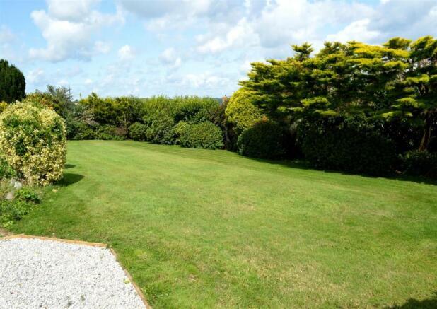 Rear Garden and