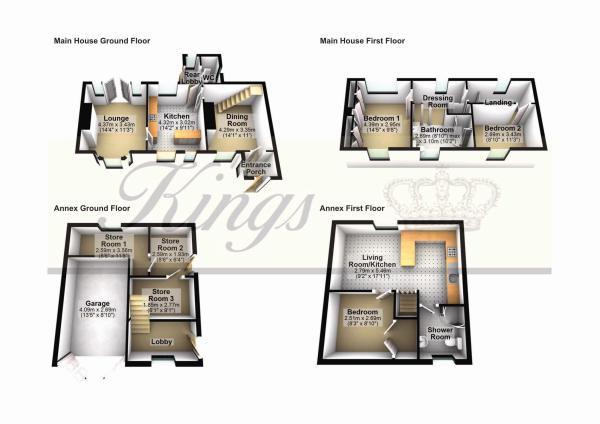 Floor Plan (3d)