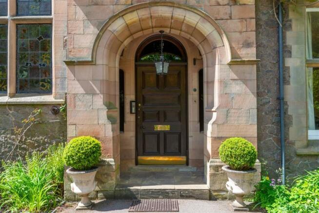 Main Front Door