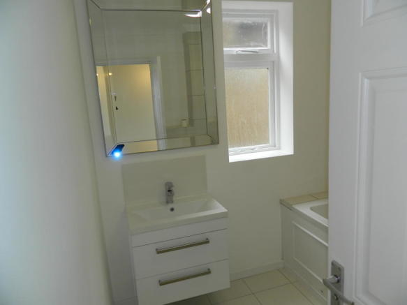 nnew bathroom