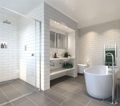 Bathroom Cgi