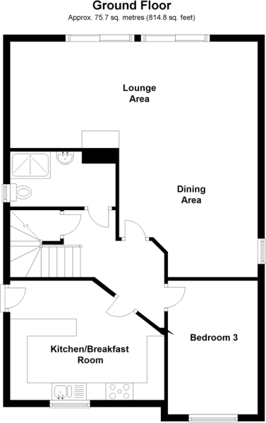 Ground Floor (annexe)