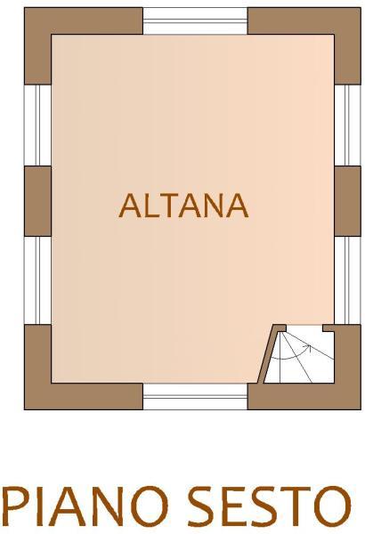 Floorplan 6° floor
