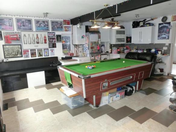 Games/Hobbies Room