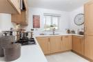 Aldenham show home at Millers Reach