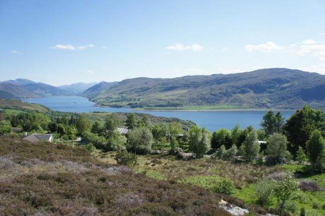 Braes & Loch Broom