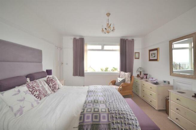 Bedroom One with en suite bath / dressing room