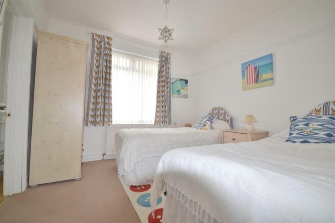 Bedroom Three with en suite