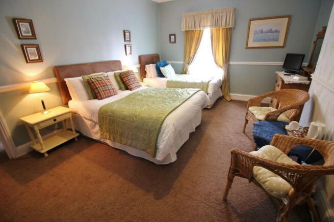 Bedroom Nine - Part of Suite