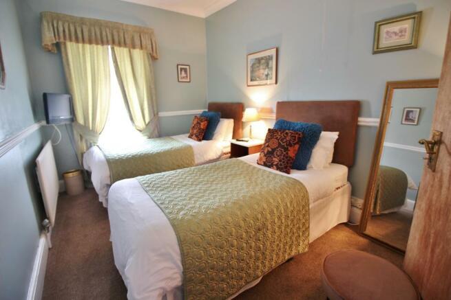 Bedroom Ten- Part of Suite