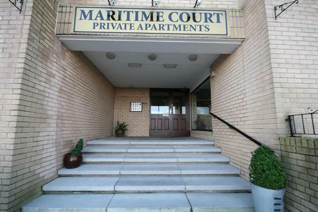 Maritime Court Entrance