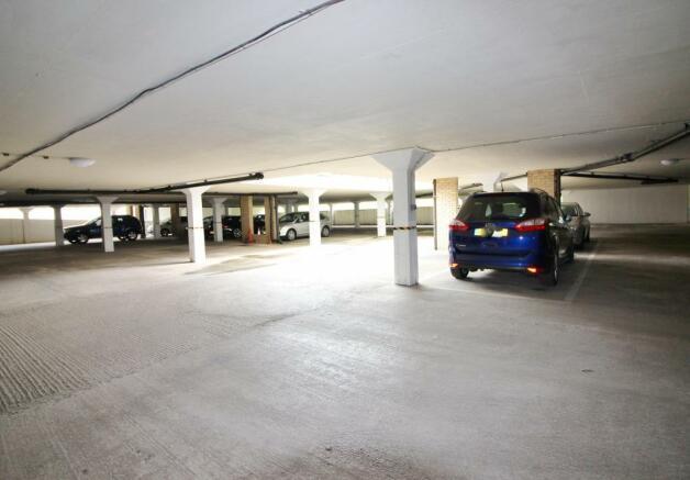 Under Ground Car Park