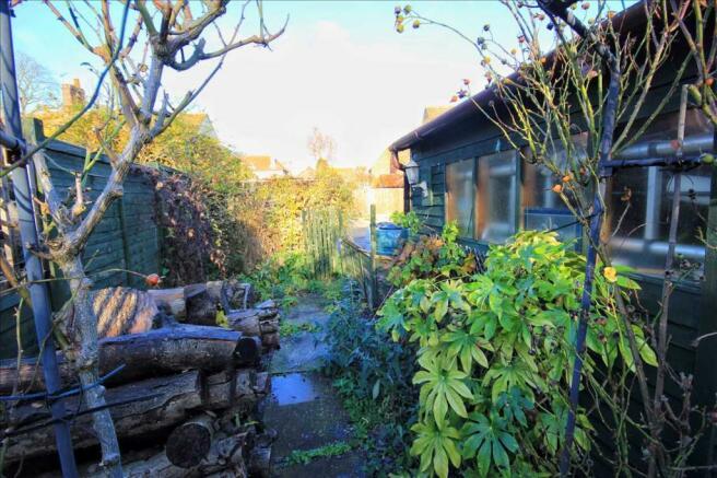 Rear Garden &