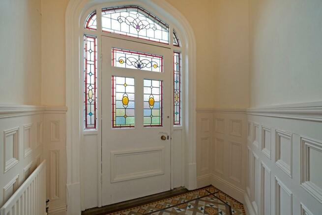 Entrance Vestibule