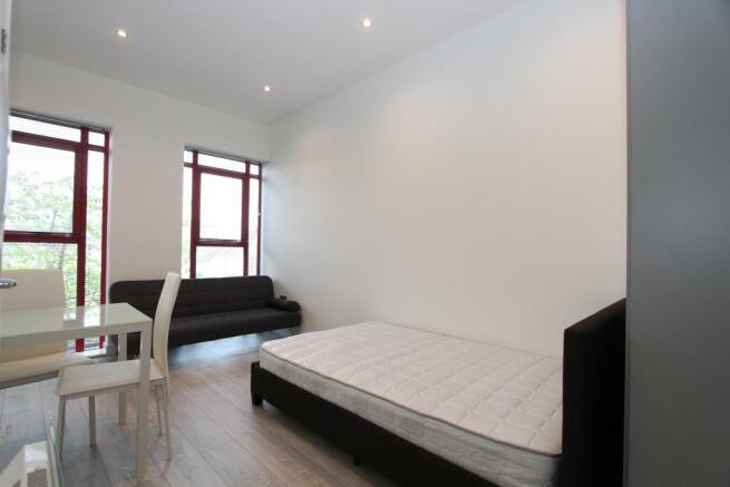 Living area / Bedroom
