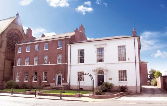 Image result for priory court warrington