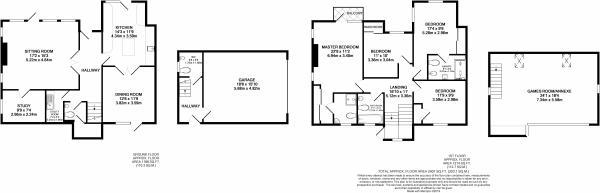 Combined Floor Plans