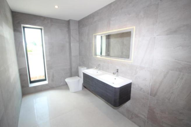 Downstairs toilet  and cloakroom
