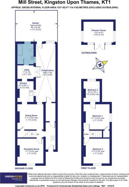 2D Floor Plan ...