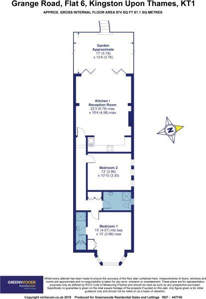 2D Floorplan G...