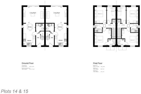Plot 14 Floorplan