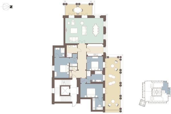 Floorplan Apt 6
