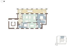 Floorplan Apt 5