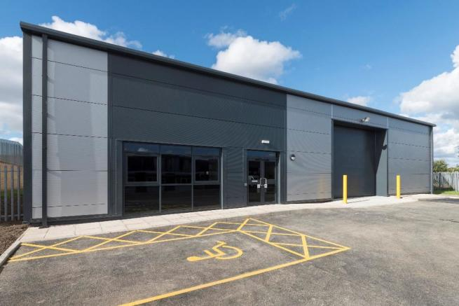 Warehouse To Rent In Unit B9 Tyne Tunnel Trading Estate