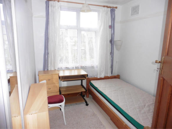 Front Single Bedroom