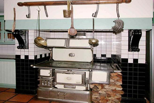 Ellis cooker & Hob
